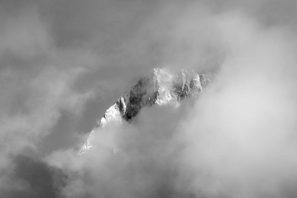 30 May 2014, Grandes Jorasses, Chamonix, France
