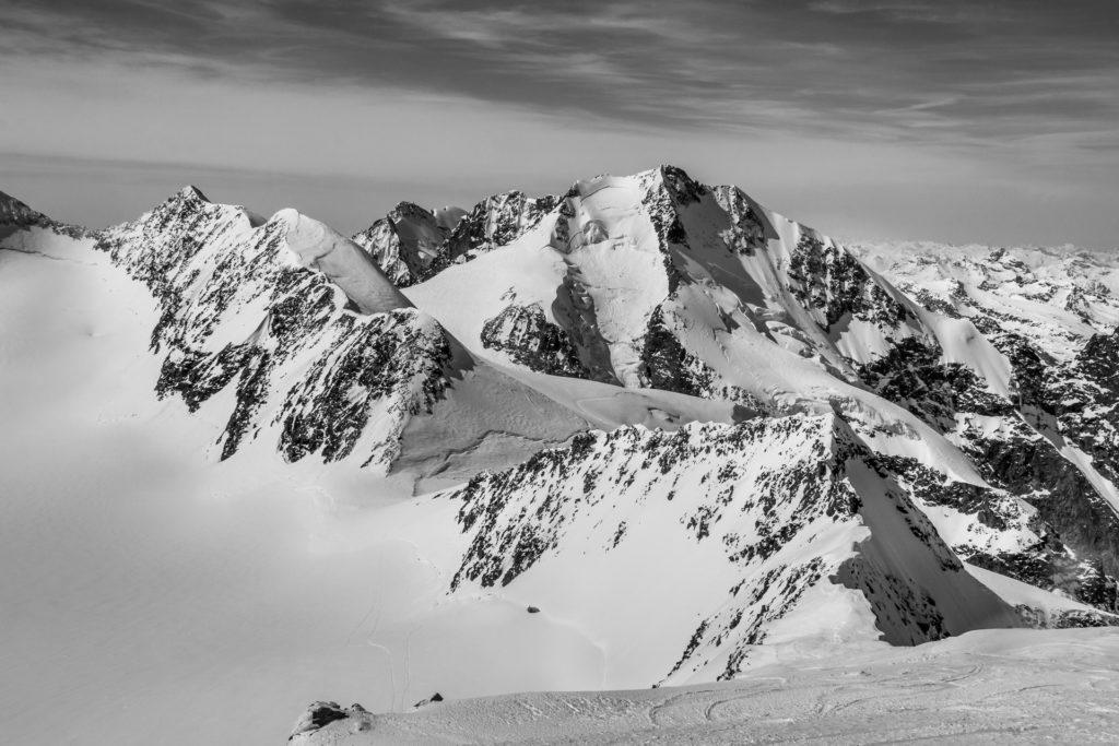 20th March 2015 Bellavista and Piz Bernina Switzerland